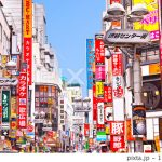 渋谷で七夕・浴衣祭り