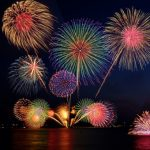渋谷の夏 神宮花火大会