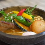 Hokkaido Soup Curry Suage